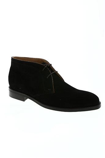 paradigma chaussures homme de couleur noir