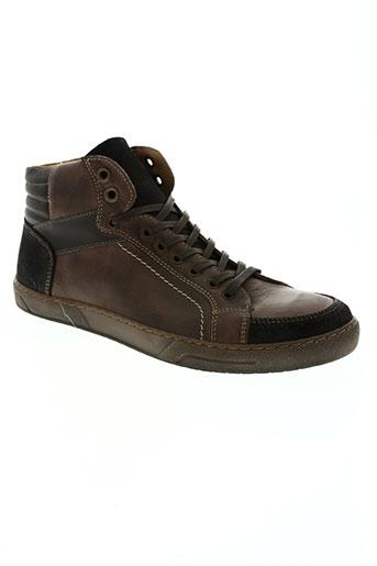 arid by arima chaussures homme de couleur marron