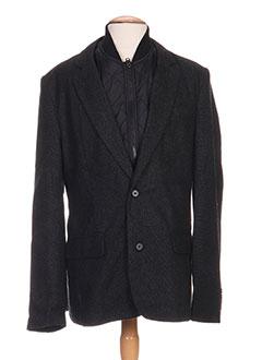 Veste casual gris TIFFOSI pour homme