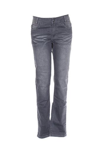 jean bourget jeans garçon de couleur gris