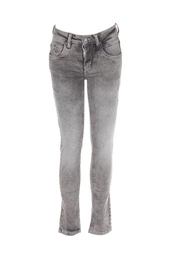 garcia jeans garçon de couleur gris