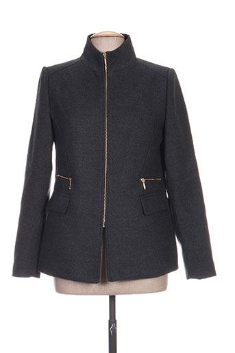 falcata manteaux femme de couleur gris