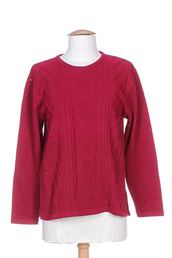 henry EFFI_CHAR_1 juliette pulls femme de couleur rose