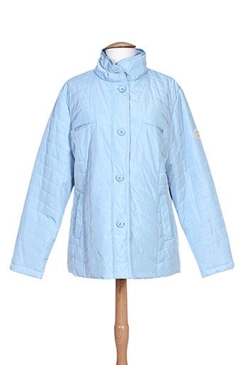 bulté vestes femme de couleur bleu