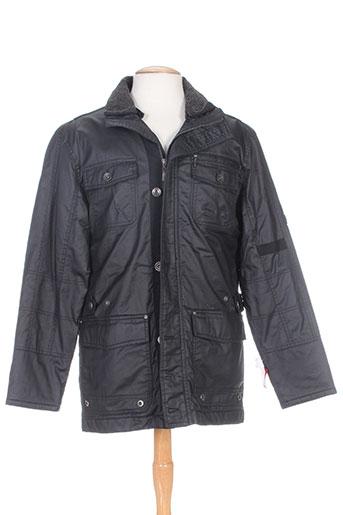 chevy vestes homme de couleur noir
