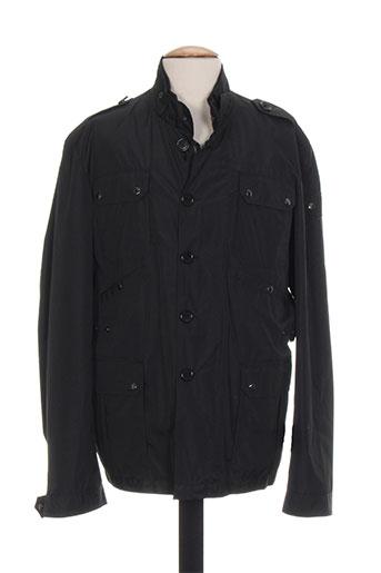 lucas delli vestes homme de couleur noir