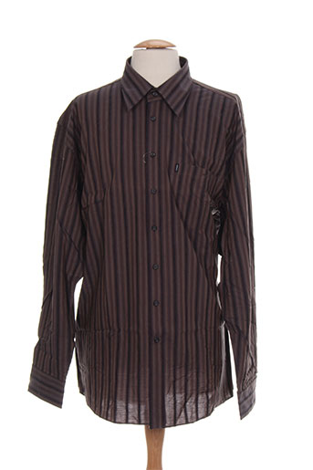 dornbusch chemises homme de couleur marron