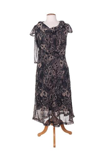bohemia robes femme de couleur gris