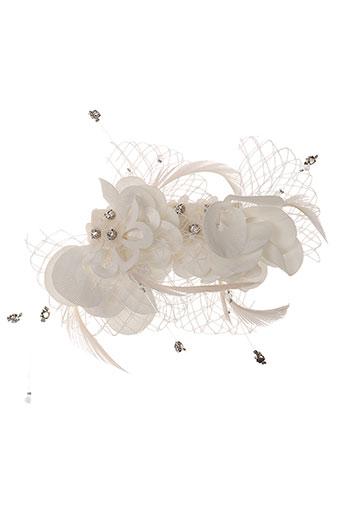 creatif paris accessoires femme de couleur blanc