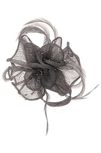 fashion jewelry accessoires femme de couleur gris