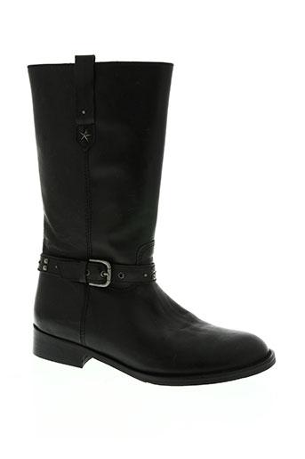 little mary chaussures femme de couleur noir