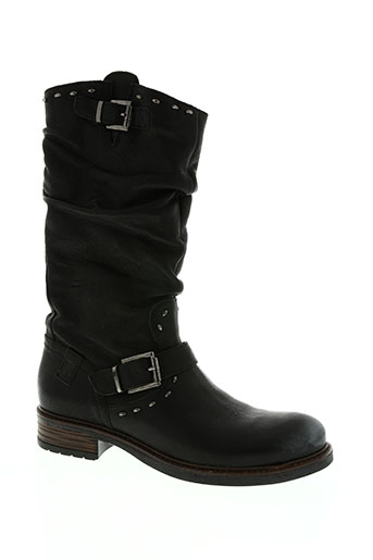 romagnoli chaussures femme de couleur noir