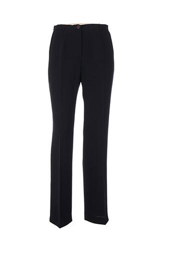 weil pantalons femme de couleur noir