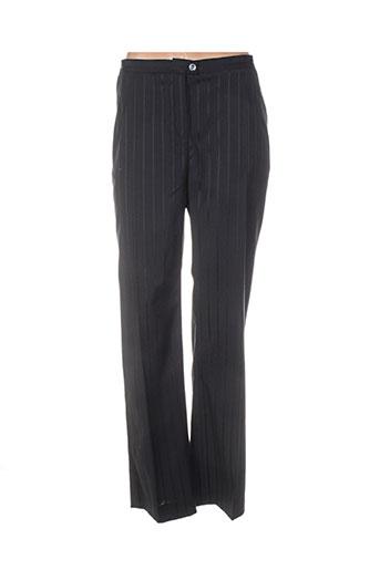 rouge EFFI_CHAR_1 bleu pantalons femme de couleur noir