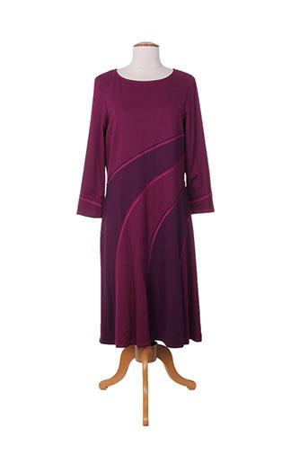 divas robes femme de couleur violet