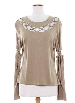 Produit-T-shirts-Femme-CARLO MONTI