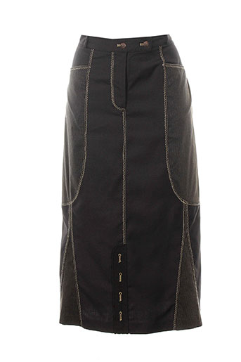 canasport jupes femme de couleur marron