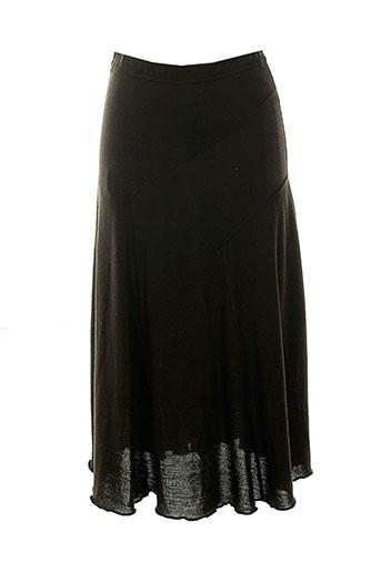 chassagnard jupes femme de couleur marron
