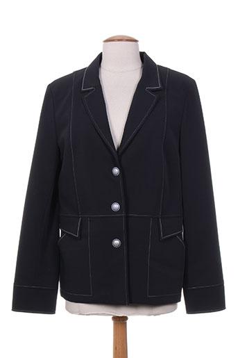 Veste chic / Blazer bleu KARTING pour femme