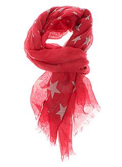 96512f8276b1 Foulards Femme De Couleur Rouge En Soldes Pas Cher - Modz