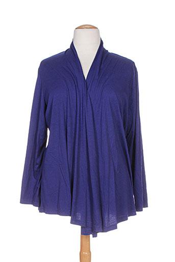 ringella vestes femme de couleur violet