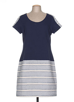 new concept 32b56 665c8 robes-mi-longues-femme-bleu-new-man-2217401 243.jpg