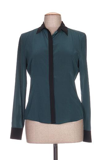 wom EFFI_CHAR_1 now chemises femme de couleur bleu