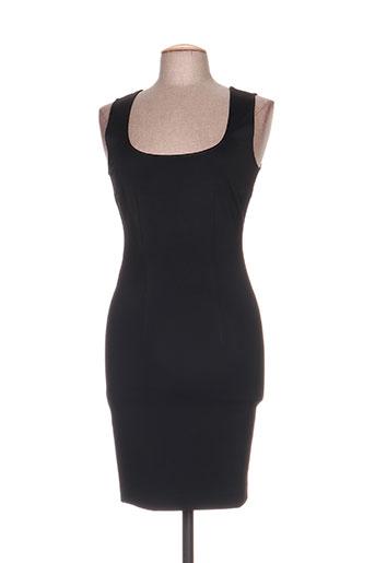 éclà robes femme de couleur noir