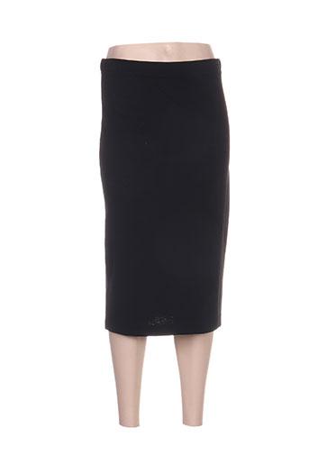 linda maglieria jupes femme de couleur noir