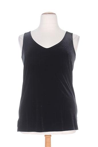 alain weiz chemises femme de couleur noir