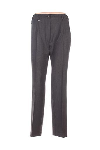 richy pantalons femme de couleur marron