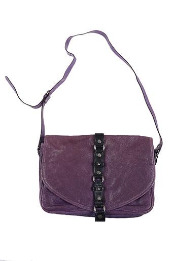 beracamy accessoires femme de couleur violet