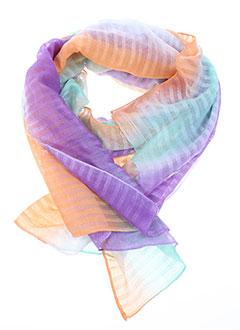 Foulards Femme De Couleur Violet En Soldes Pas Cher - Modz 3a6820f29ba