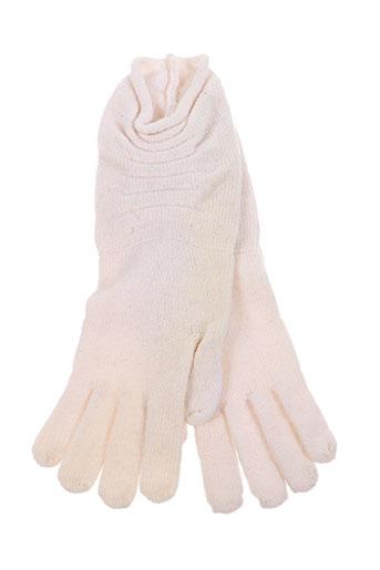 guido lombardi accessoires femme de couleur blanc