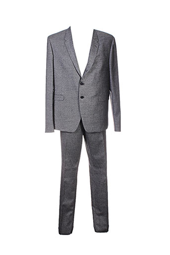paul smith costumes homme de couleur gris