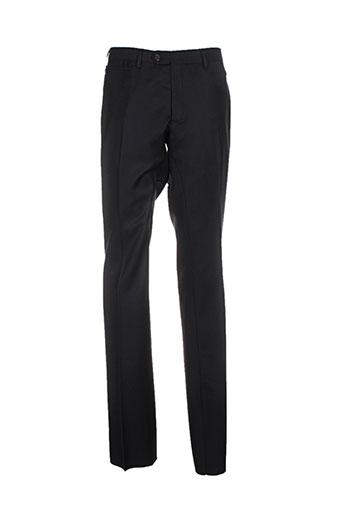 Pantalon chic noir NEIL BARRETT pour homme