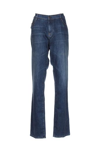notify jeans homme de couleur bleu