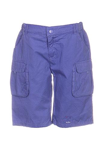 tuc tuc shorts / bermudas fille de couleur violet