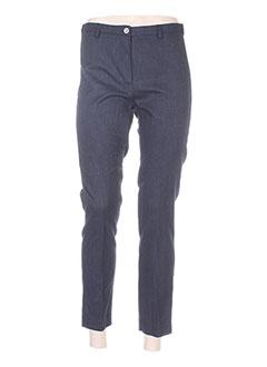 Pantalon 7/8 bleu ABSOLU pour femme