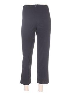 Pantalon 7/8 noir ABSOLU pour femme
