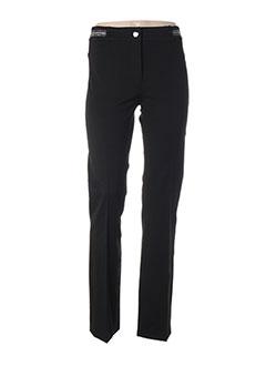 Pantalon casual noir ABSOLU pour femme