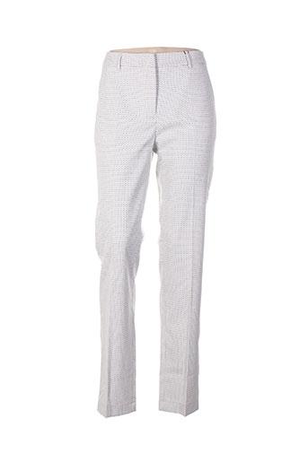Pantalon casual gris ABSOLUT pour femme