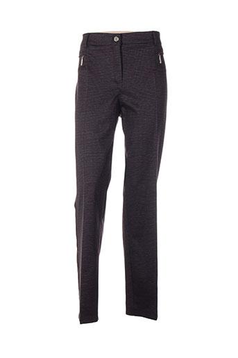 Pantalon casual violet ABSOLU pour femme