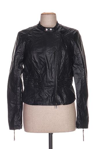 deca vestes femme de couleur noir