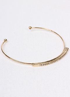 Bracelet Jonc jaune PARFOIS pour femme