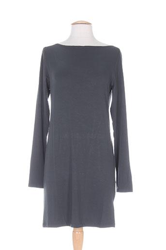 sarah pacini robes femme de couleur bleu
