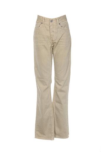 cbk jeans homme de couleur beige
