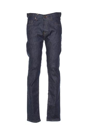 kiliwatch jeans homme de couleur bleu