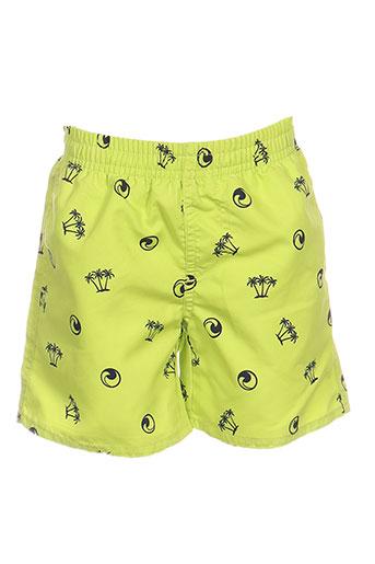 mondaca maillots de bain garçon de couleur vert