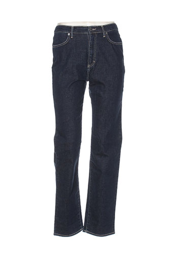 ober jeans femme de couleur bleu